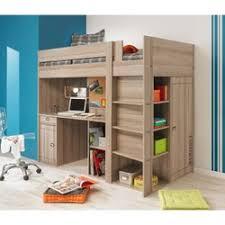 bureau lit mezzanine lit mezanine enfant impressionnant lit mezzanine superposé en solde