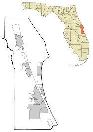 Indian Shores Florida Map by Palm Shores Florida Wikipedia