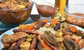 marocain de cuisine couscous marocain dans la cuisine marocaine à voir