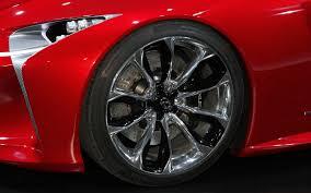 lexus v8 rotor lexus lf lc concept 2012 detroit auto show motor trend