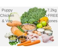 somerford raw u0026 natural diet puppy chicken u0026 veg