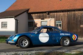 alpine a110 just listed 1971 renault alpine a110 is a period correct rally