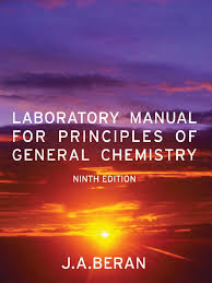 laboratory manual for principles of general chemistry copy