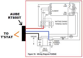 low voltage thermostat on 5kw farenheat heater doityourself com