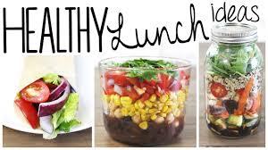3 healthy u0026 easy lunch recipes vegan u0026 gluten free youtube