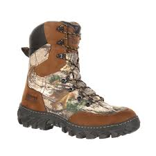 rocky jungle hunter waterproof insulated outdoor boots