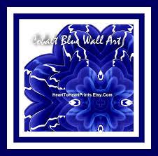 cobalt blue home decor cobalt blue wall art cobalt blue wall decor cobalt blue home decor