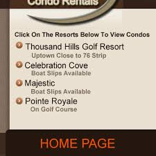 Table Rock Lake Vacation Rentals by Branson Mo Table Rock Lake Lake Front Condos Vacation Rentlas