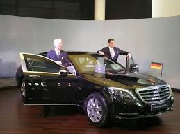 mercedes s600 maybach price mercedes maybach s600 guard launched at rs 10 5 crore in india