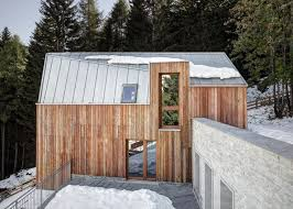 Small Houses Architecture Best 25 Zinc Roof Ideas On Pinterest Modern Barn Modern Barn