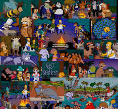 Simpsons Treehouse Of Horror All Episodes - the 10 best treehouse of horror episodes of the simpsons fudge