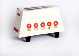 Toaster Box 60 U0027s Toaster Retro Vintage Gift Box 70s Toaster