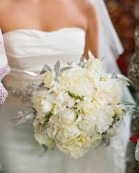 White Wedding Bouquets A Magical Christmas Themed Wedding In West Virginia Martha
