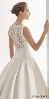 rosa clará 2017 bridal collection u2014 these wedding dresses feature