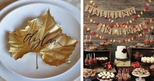 fall wedding 17 ways to achieve the cheap fall wedding theberry