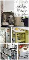 Clever Kitchen Ideas 100 Cool Kitchen Storage Ideas 90 Best D礬coration Cuisine