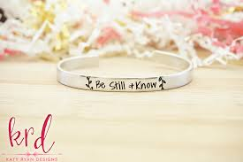 bible verse jewelry be still and cuff bracelet bible verse jewelry religious