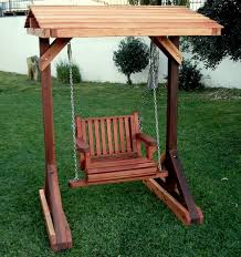 Wooden Swing Set Canopy by The Chair Swing Sets Built To Last Decades Forever Redwood
