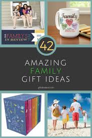 42 great family gift ideas presents for families