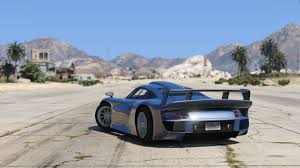 Porsche 911 Gt1 - porsche 911 gt1 straßenversion add on gta5 mods com