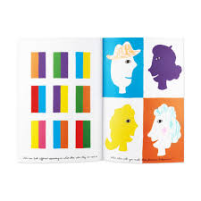 What Colors Make Yellow The Color Play Coloring Book Moma Design Store