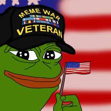 Meme War - meme war veteran hat snake hound machine