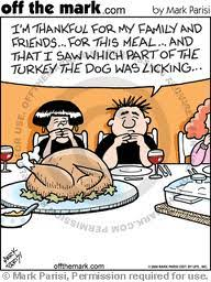 foreign corner thanksgiving