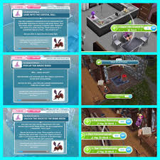 book of spells quest the sims free play