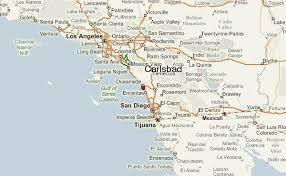 california map carlsbad carlsbad weather forecast
