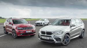 turbo jeep cherokee bmw x5m против grand cherokee srt и против porsche cayenne turbo s