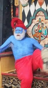 Baby Smurf Meme - papa smurf goes to the renaissance fair album on imgur