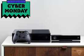 xbox one black friday price cyber monday the verge