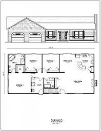 ranch house plans open floor plan uncategorized 5 bedroom ranch floor plan showy inside trendy