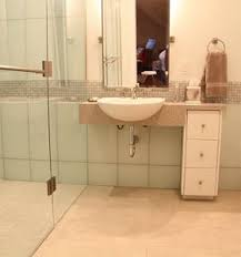 handicap bathroom sinks and cabinets barrier free accessible