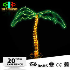 Decorating A Palm Tree For Christmas by Scn 504 Led China Holiday Time Christmas Decorations Led Rope