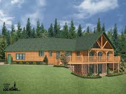 ranch style log home floor plans style log homes cabin ranch home plans modular prices home design