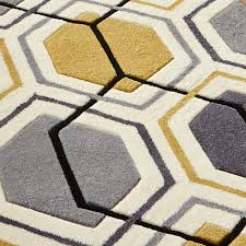 Modern Yellow Rug by Yellow And Grey Rugs Rugs Ideas