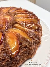 when life give you apples apple upside down cake u2013 it u0027s my side