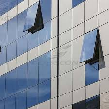 Stick System Curtain Wall Aluminum Curtain Walls Stick System Glasscon Gmbh