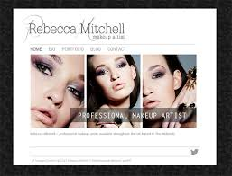 makeup artists websites website design make up designer website joanna helsdown web