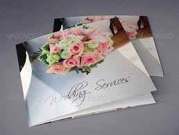 Wedding Booklet Templates 10 Beautiful Wedding Brochure Templates U2013 Psd Eps Ai Indesign