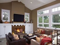 popular house interior colors popular paint gray and brown