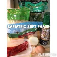 bariatric soft phase yummy organic turkey bacon veggie and