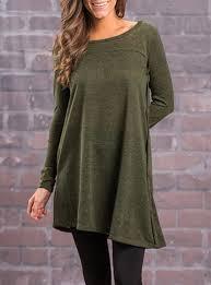 Drape Tunic Dress Tunic Dresses For Women Cheap Price Online