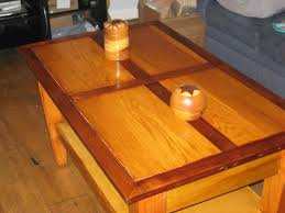Storage Coffee Table by Coffee Table Tudor Inspired With Large Storage Under The Flip Top