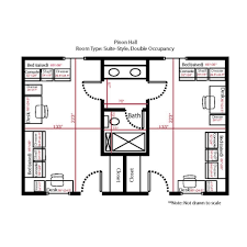 centennial hall floor plan pinon hall floor plan pinon hall pinterest