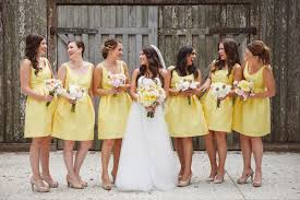 yellow dresses for weddings cake archives southern weddings