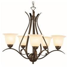 5 light bronze chandelier oil rubbed bronze chandeliers you ll love wayfair