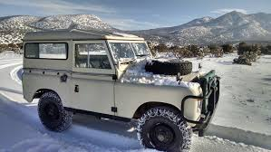land rover series ii autopilot picture cars for film 1972 land rover series 2 other