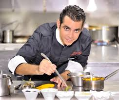 chef cuisine maroc chef ramzi en cuisine picture of bistrot chic casablanca